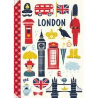 Carnet à mots de passe Gwenaëlle Trolez London