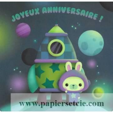 Carte Elen Lescoat Bon Anniversaire La Fusée