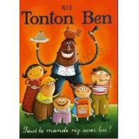 Carte Amandine Piu Tonton Ben