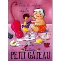 Poster Amandine Piu Petit Gateau
