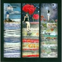 Carte Julie Grugeaux  Dans un monde merveilleux