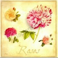 Carte Vincent Perriol Roses