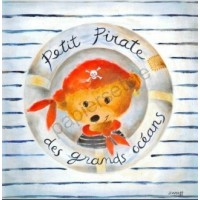 Carte Joelle Wolff Petit pirate