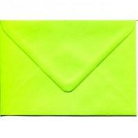 Enveloppe rectangulaire vert printemps