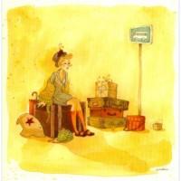 Carte Anne-Soline Sintès Le Voyage