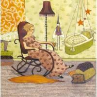 Carte Anne-Soline Sintès Marie Prune En attendant Bébé