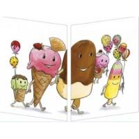 Carte Sophie Turrel Les glaces