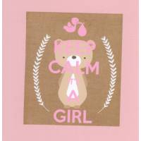 Carte Keep Calm It's a girl
