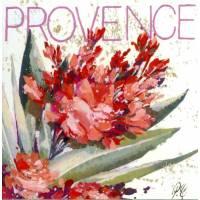 Carte Pascal Cessou Provence