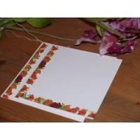 Papier à lettre: Set de cartes de correspondance Petits Lapins