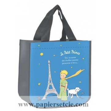 """Sac Cabas Le Petit Prince """"Toi tu auras des étoiles.."""""""