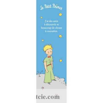 """Marque-Pages Petit Prince """"J'ai des amis à découvri"""""""