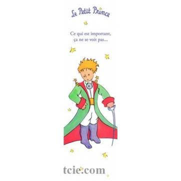 """Marque-Pages Petit Prince """"Ce qui est important, ça ne se voit pas"""""""