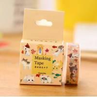 Masking Tape Washi Tape Jeux de chatons