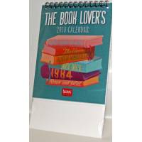 "Calendrier 2018 LEGAMI 12 x 14,5   ""Book Lovers"""