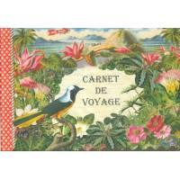 Carnet de Voyage Gwenaëlle Trolez Oiseaux exotiques