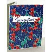 """Carte à planter Hannah Marchant """"Message fleuri"""" , graines Fleurs des champs"""
