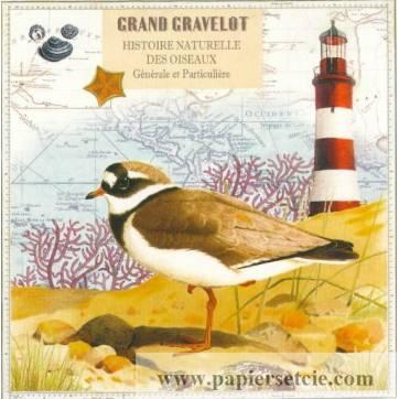 Carte d'art Gwenaëlle Trolez Grand Gravelot