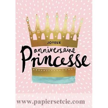 Joyeux Anniversaire Princesse Disney