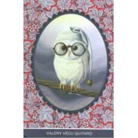 Paquet de 8 cartes G Trolez animaux de Valéry Vécu Quitard