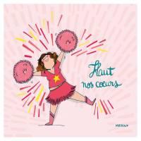 "Carte Mathou ""Haut nos coeurs!"""