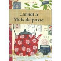 Carnet à mots de passe Gwenaëlle Trolez Kimono