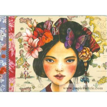 Carnet de Voyage Gwenaëlle Trolez Claudia Tremblay Vietnam