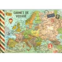 Carnet de Voyage Gwenaëlle Trolez Europe