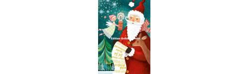 Carterie de Noël, Joyeux Noël