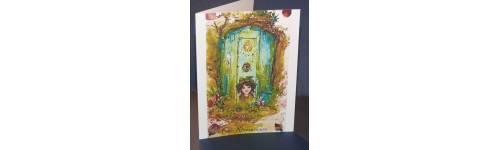 Cartes Fées des Fleurs